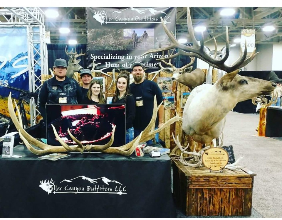 Antler Canyon Arizona Outfitters